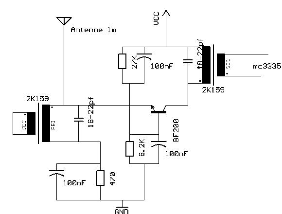Schema recepteur fm simple